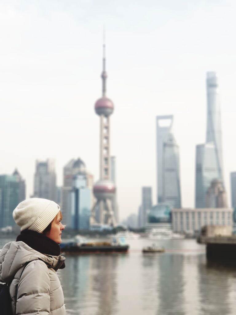 #Smile4TravelinShanghai
