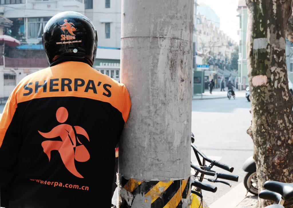 Sherpa´s delivery