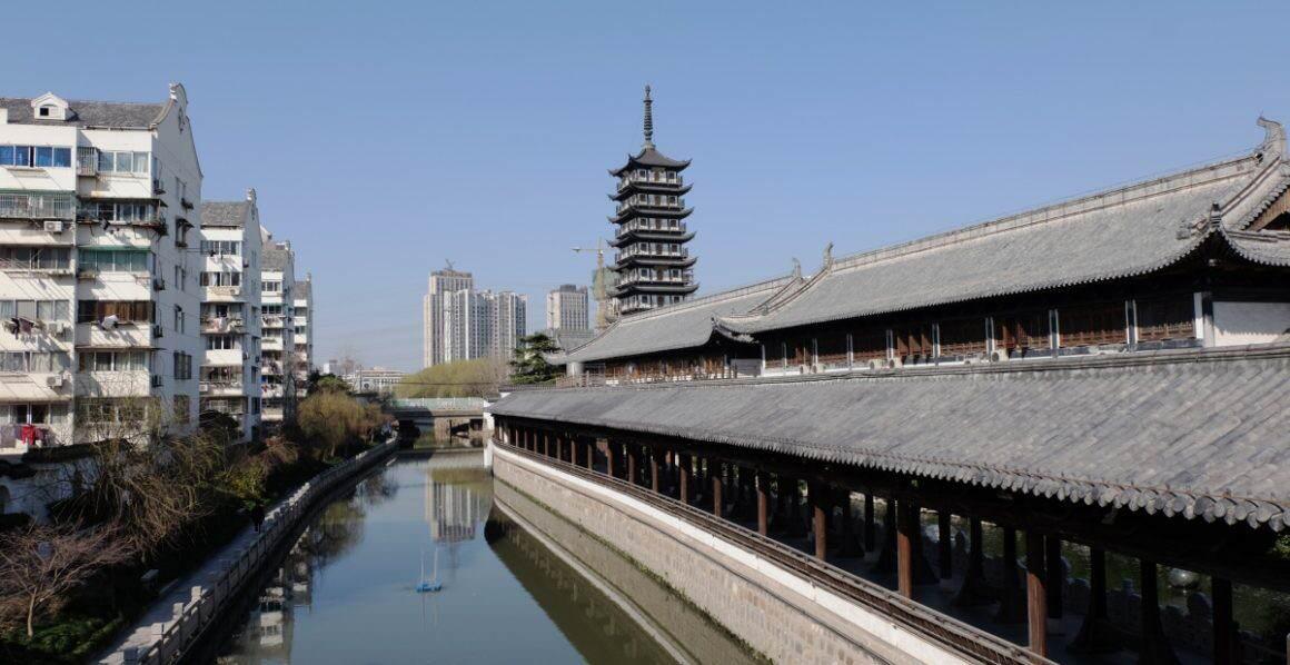 Zhenru Pagoda
