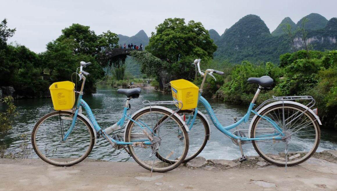 Fuli Bridge Yangshuo