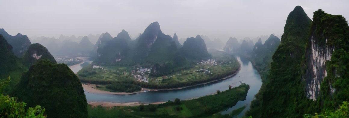 Yangshuo_XianggongHill