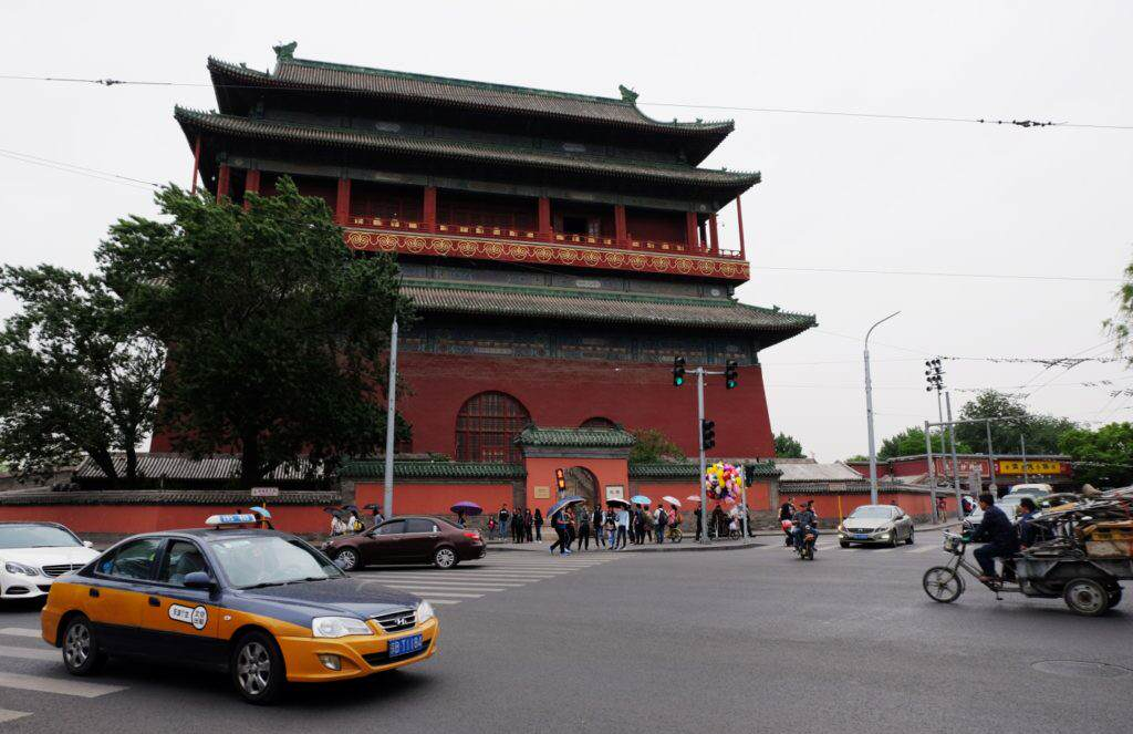 Drum Tower Beijing