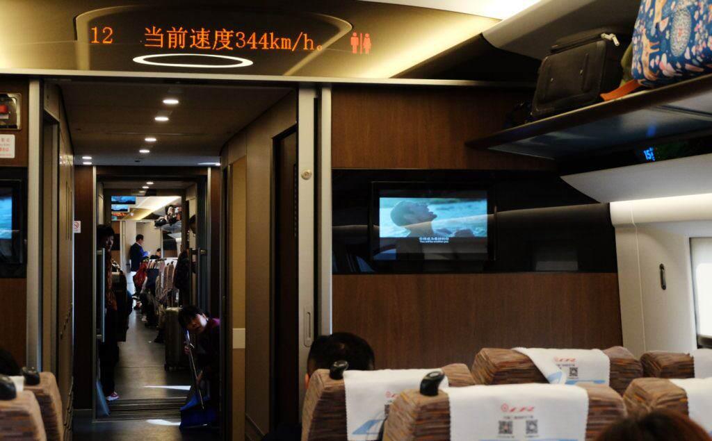High Speed Train China