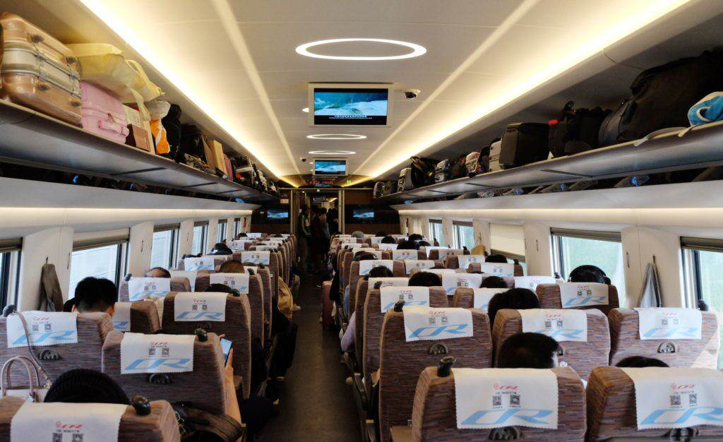 High Speed Train China