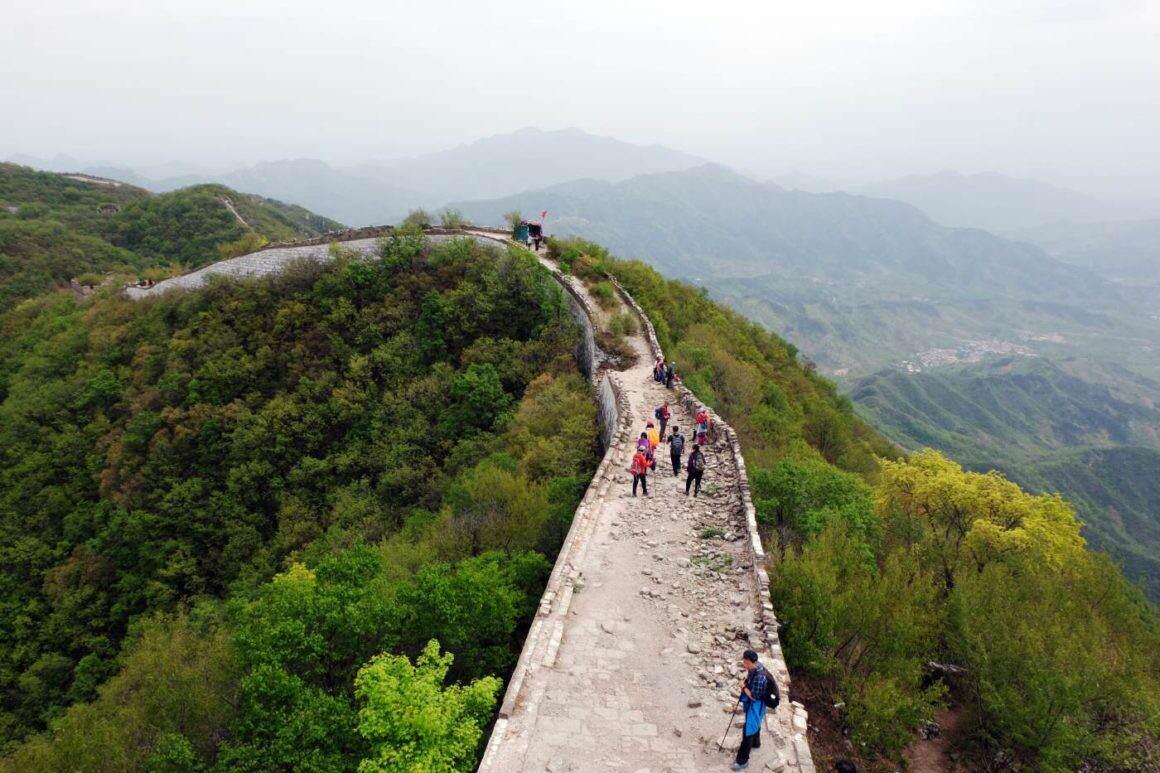 Great Wall of China - Jiankou