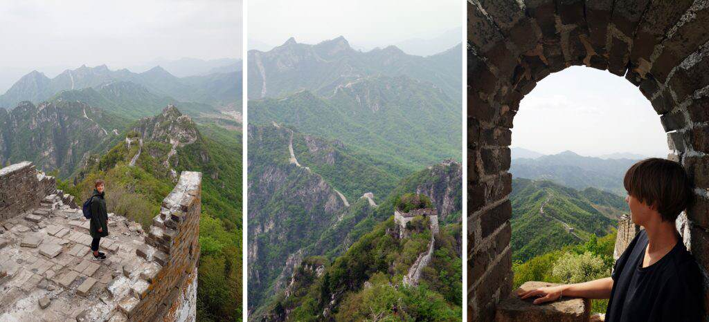 Great Wall of China - Jiankou