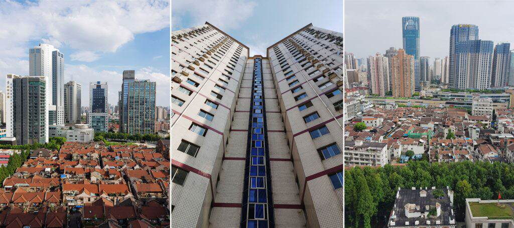 Wohnungssuche in Shanghai Compounds