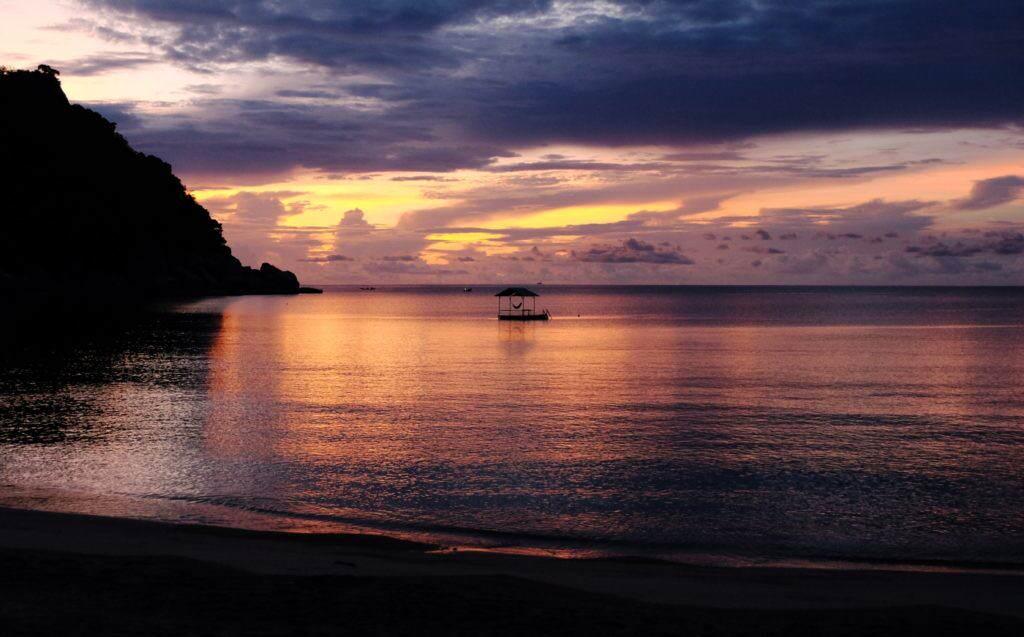 Haad Tien Beach Koh Phangan