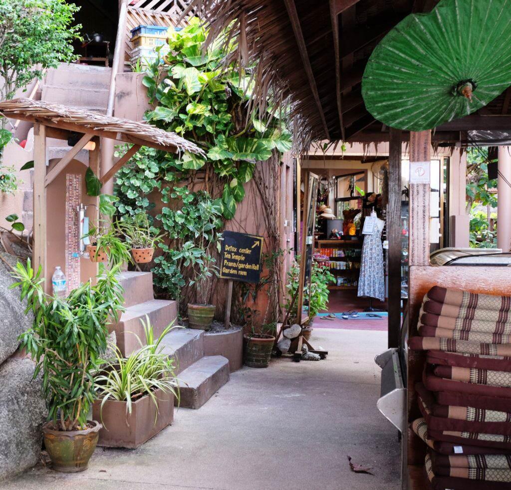 The Sanctuary Koh Phangan Restaurant