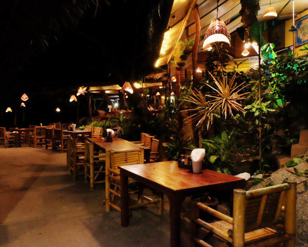 The Sanctuary Kph Phangan Restaurant