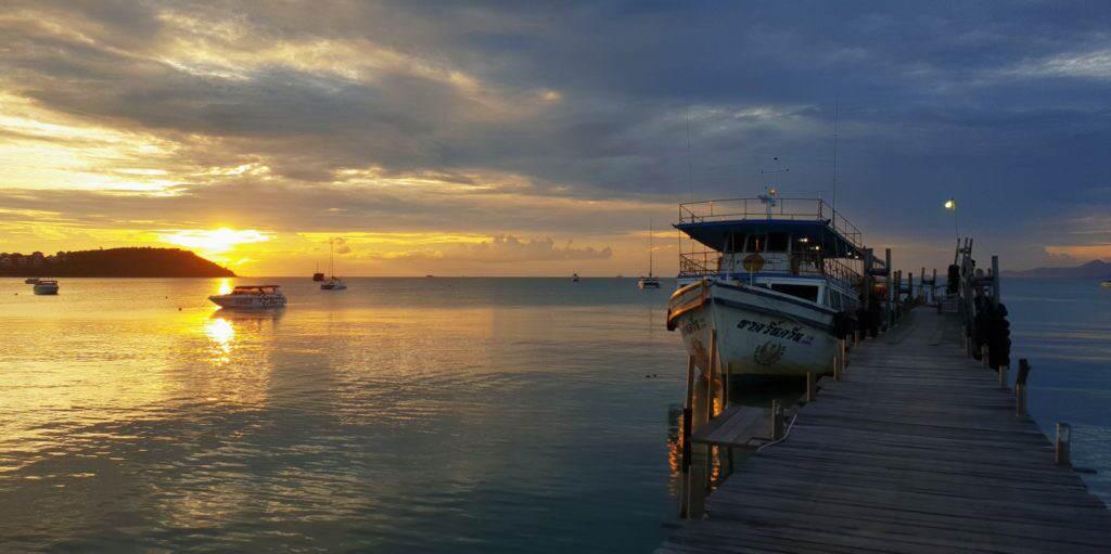 Koh Samui Haad Rin Queen Ferry