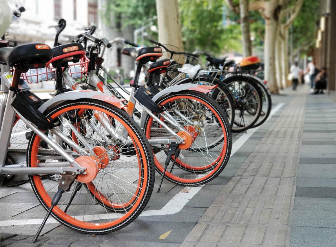 Mobike Shanghai