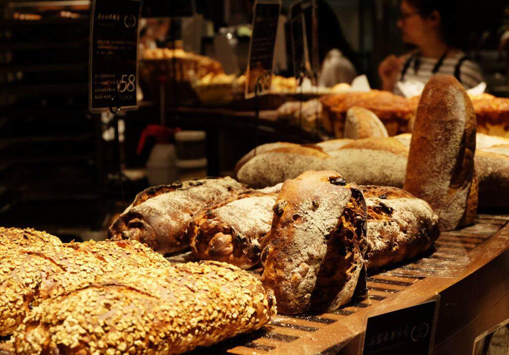 Französische Bäckereien Former French Concession