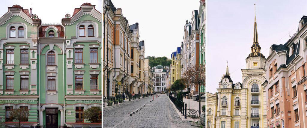 Vozdvyzhenka District Kiew