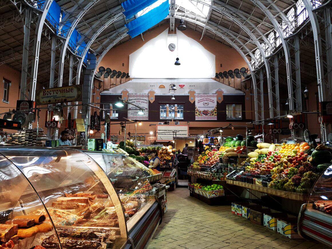 Bessarabsky Market Kiew
