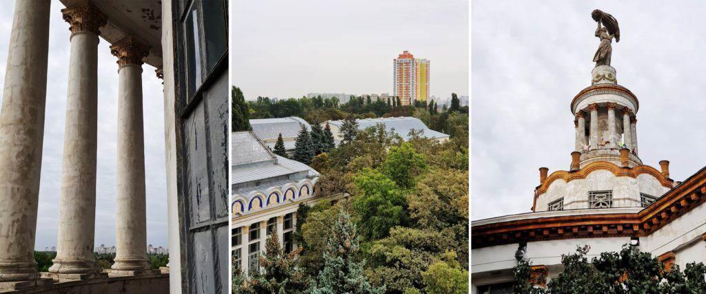 Kiew VDNG Expo Center