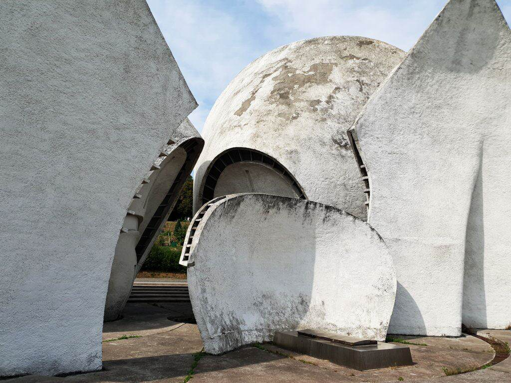 Kiew Krematorium House of Memories