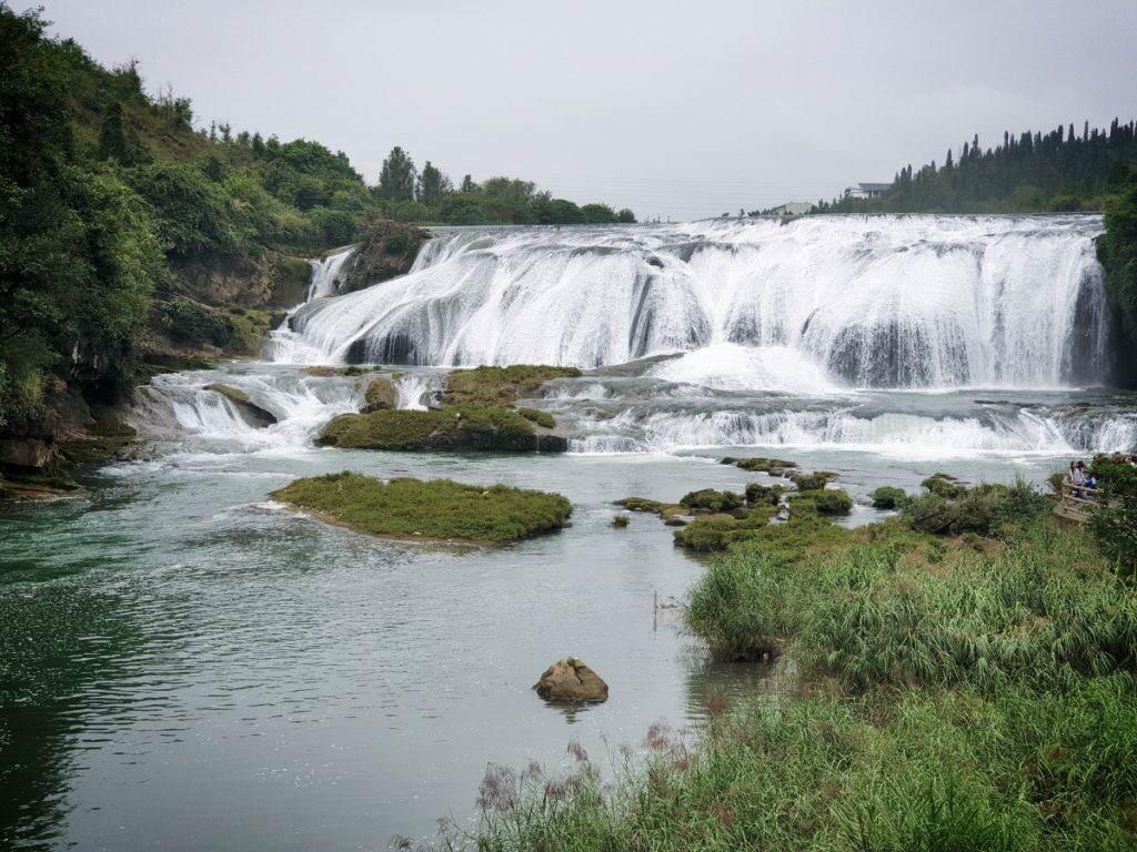 Guizhou Doupotang Waterfall