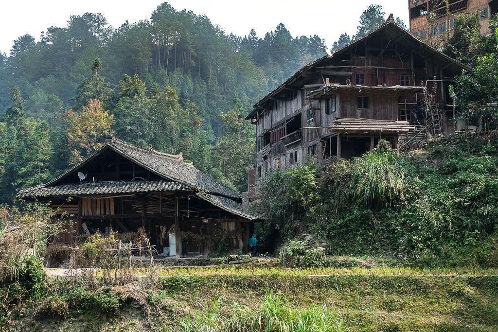 Langde Miao Village Guizhou