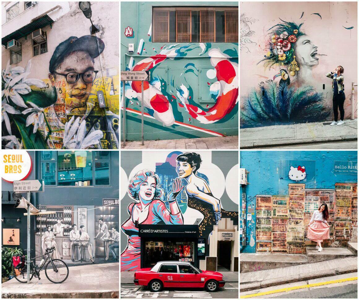 Hongkong Streetart