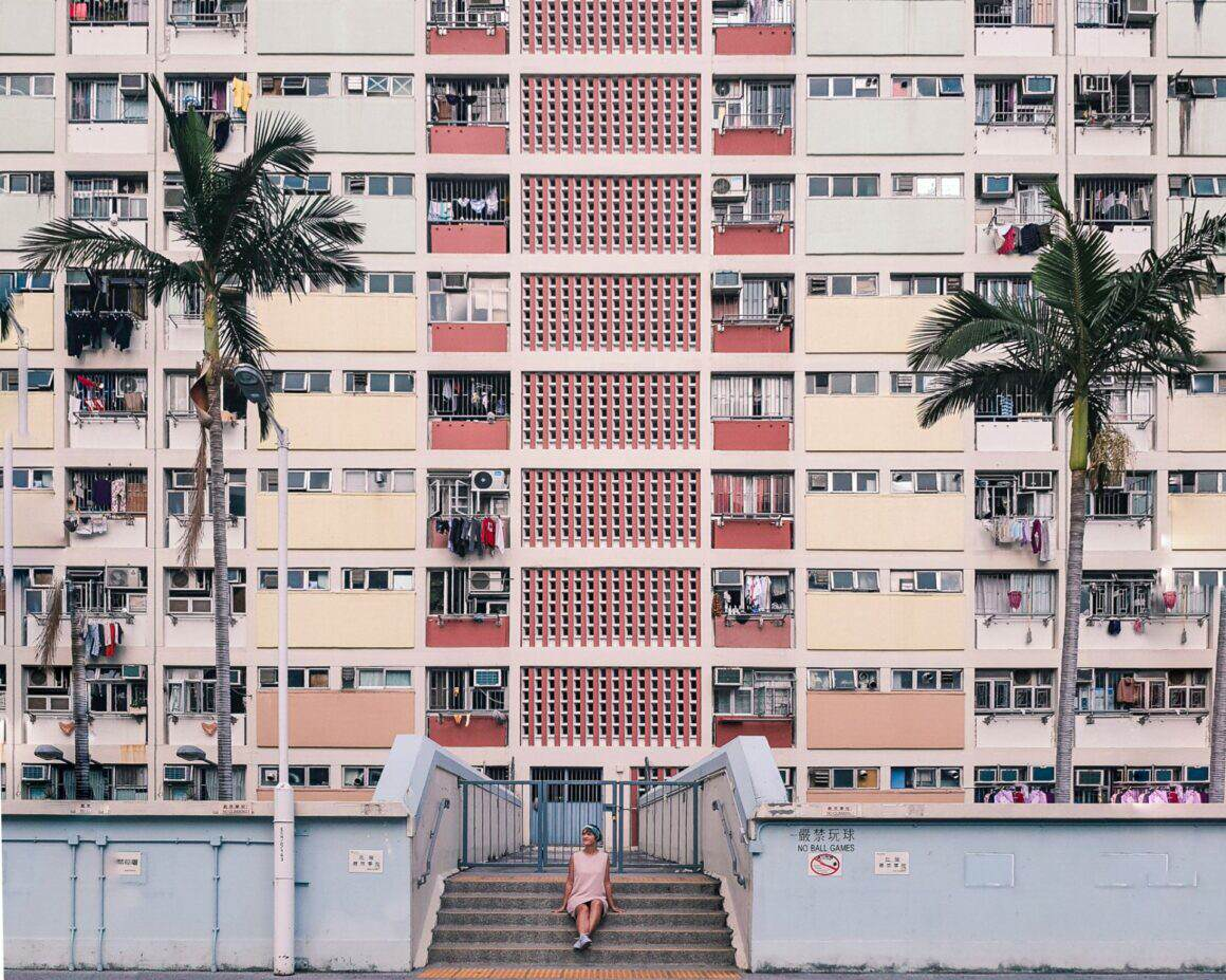 Hongkong Choi Hung Estate