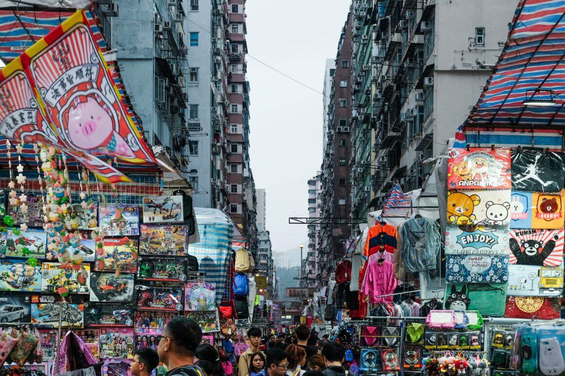 Hongkong Kowloon