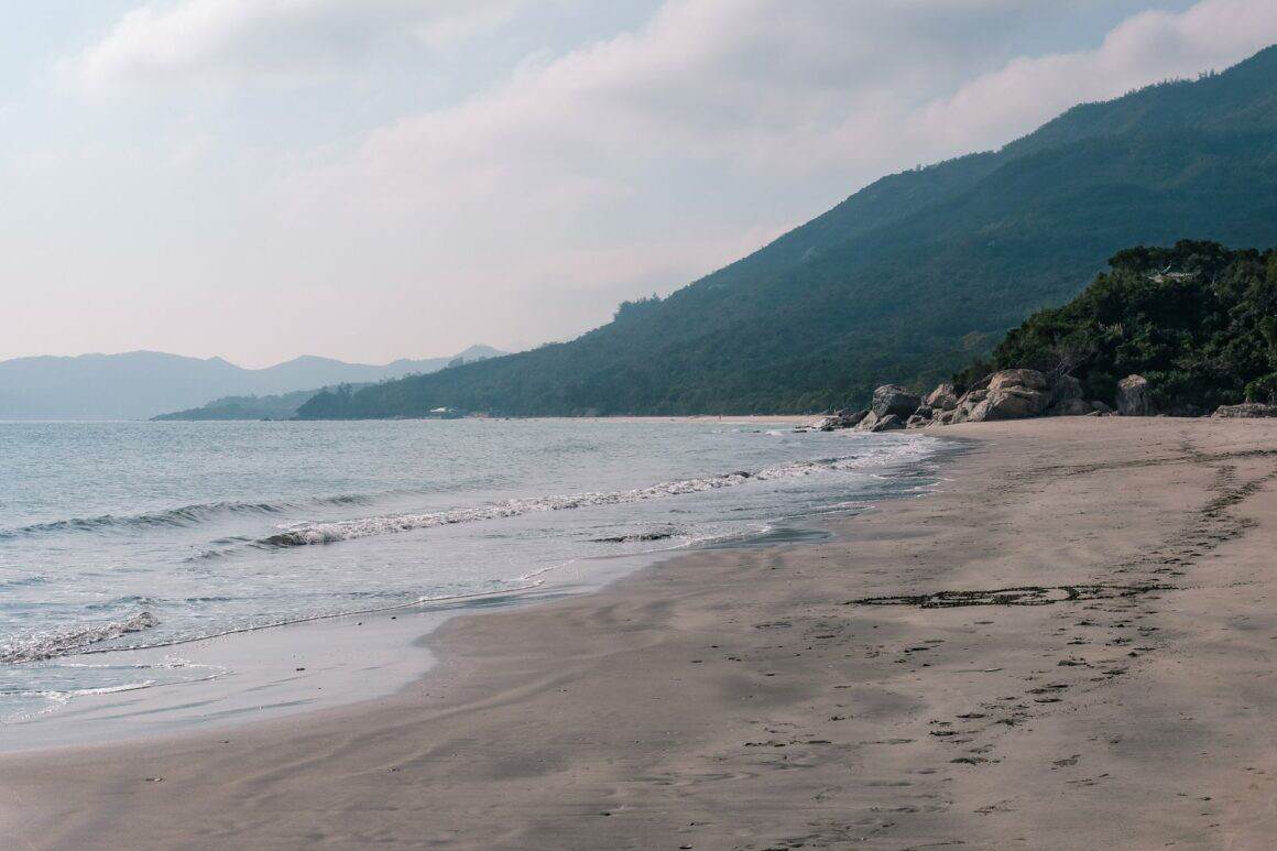 Lower Cheung Sha Beach Lantau Island