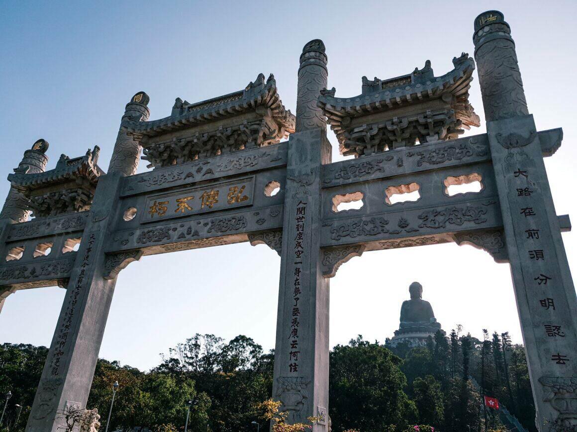 Lantau Island Big Buddha