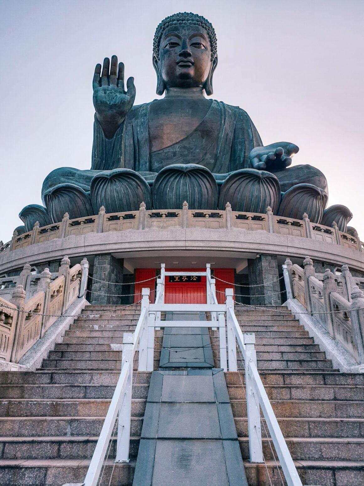 Tian Tan Buddha Lantau Island
