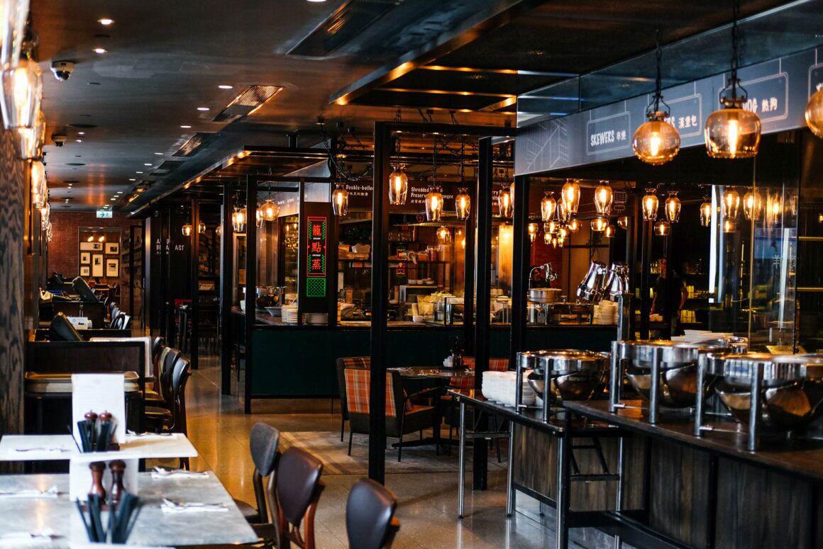Pentahotel Hongkong Kowloon Restaurant