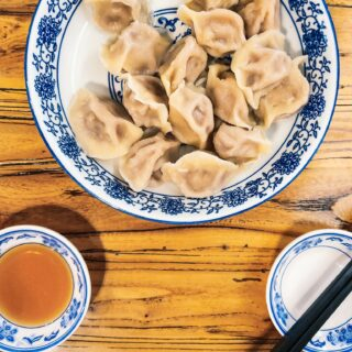 Jaozi Chinesicsher Dumpling