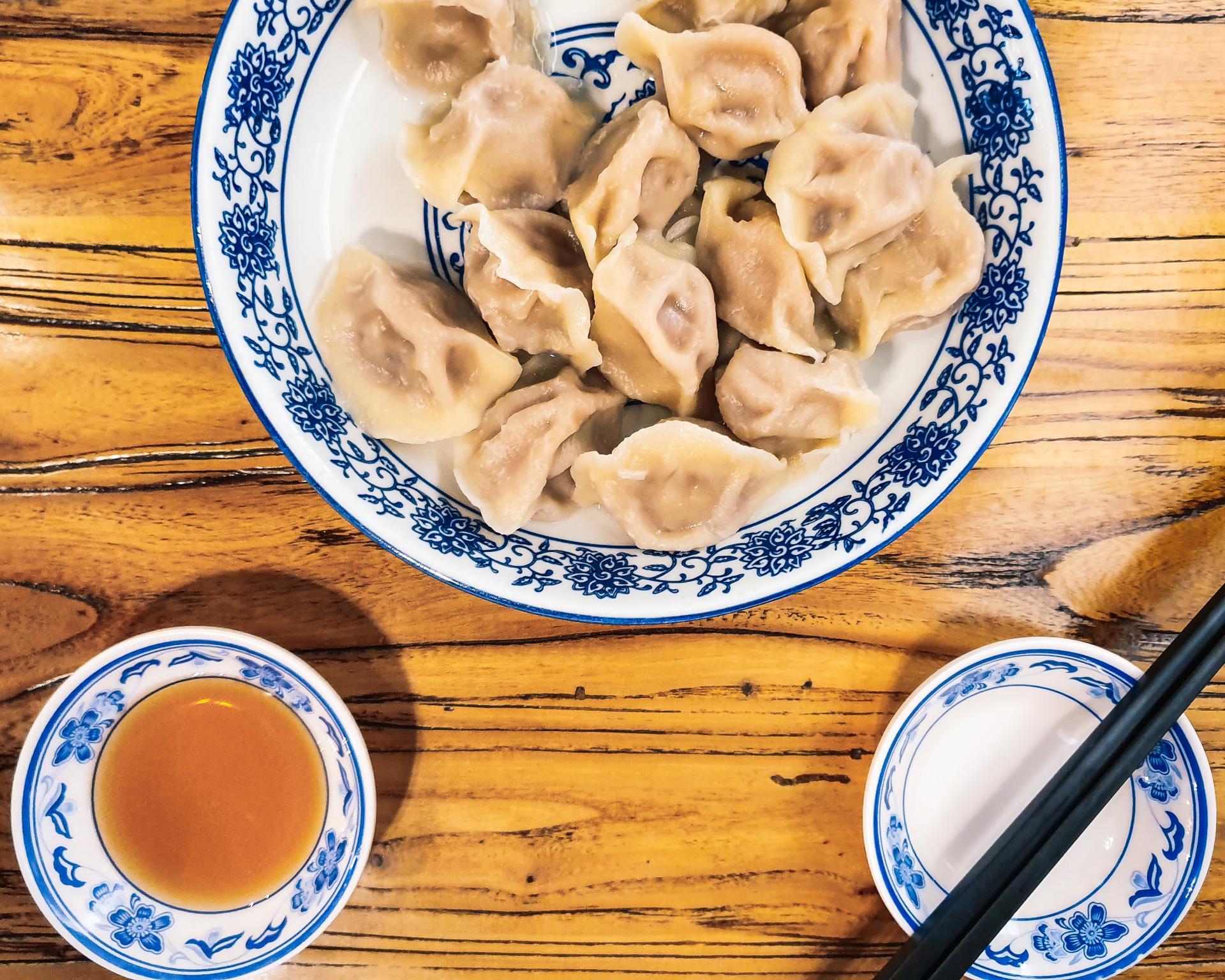 Dein Dumpling Guide durch die Straßen von Shanghai