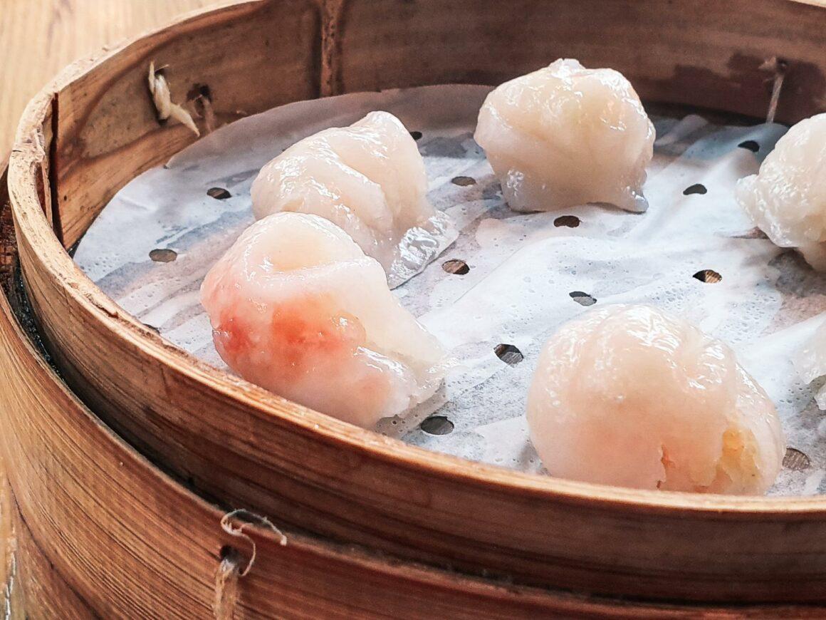 Har Gow Crystal Shrimp Dumpling