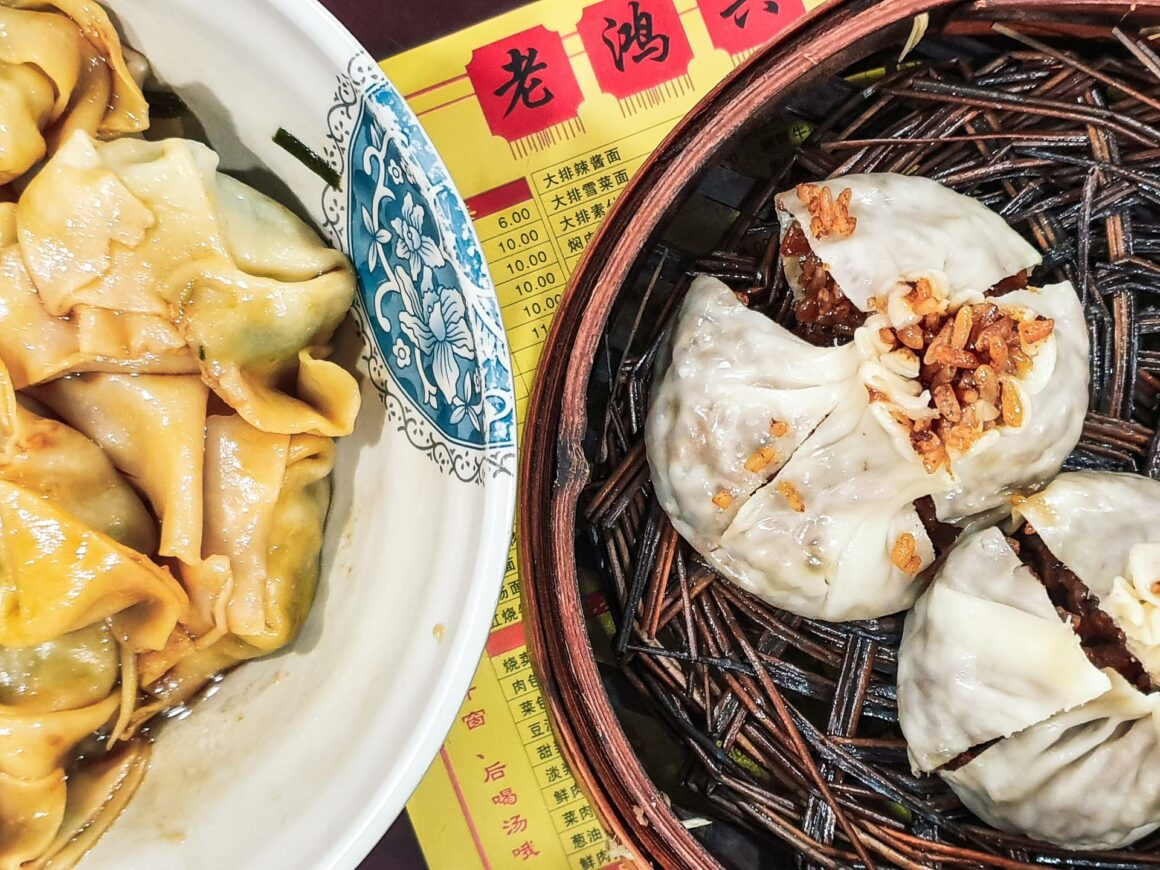 Shao Mai trockener Dumpling
