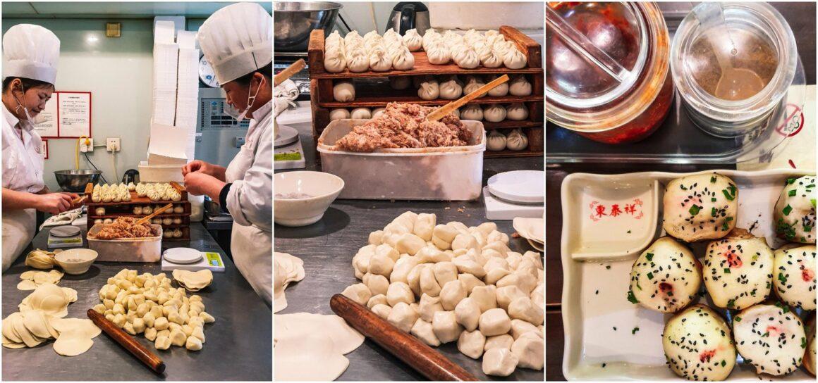 Shengjianbao Zubereitung