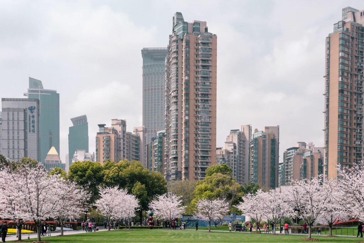 Jingàn Sculpture Park Shanghai