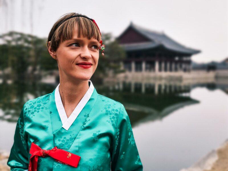 Im Hanbok durch Seoul: 1 Tag in traditioneller südkoreanischer Tracht