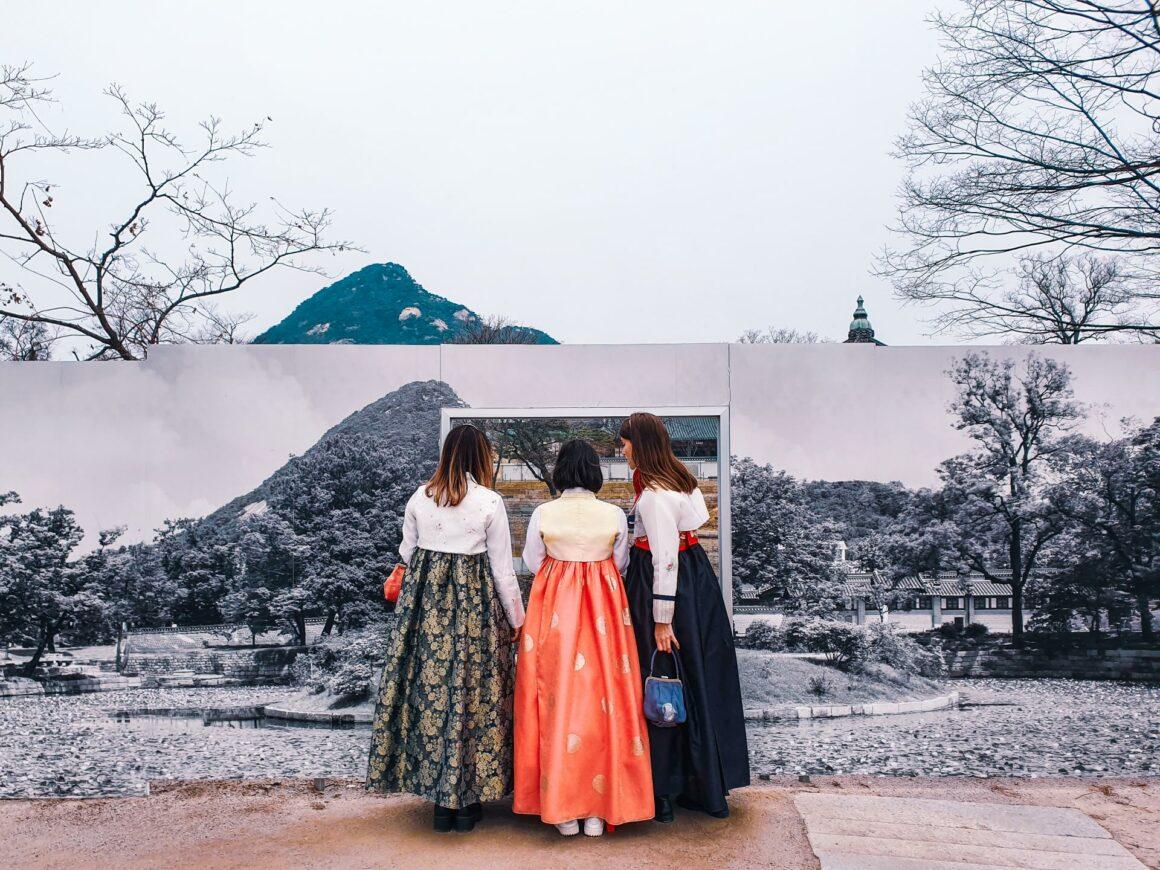 Hanbok Seoul