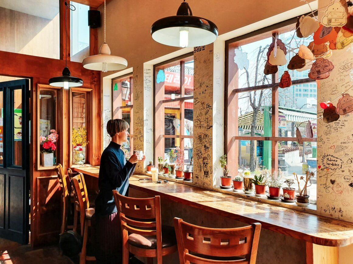 Poop Café Seoul