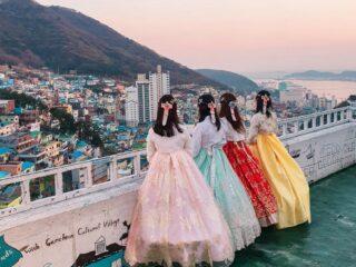 Busan Südkorea