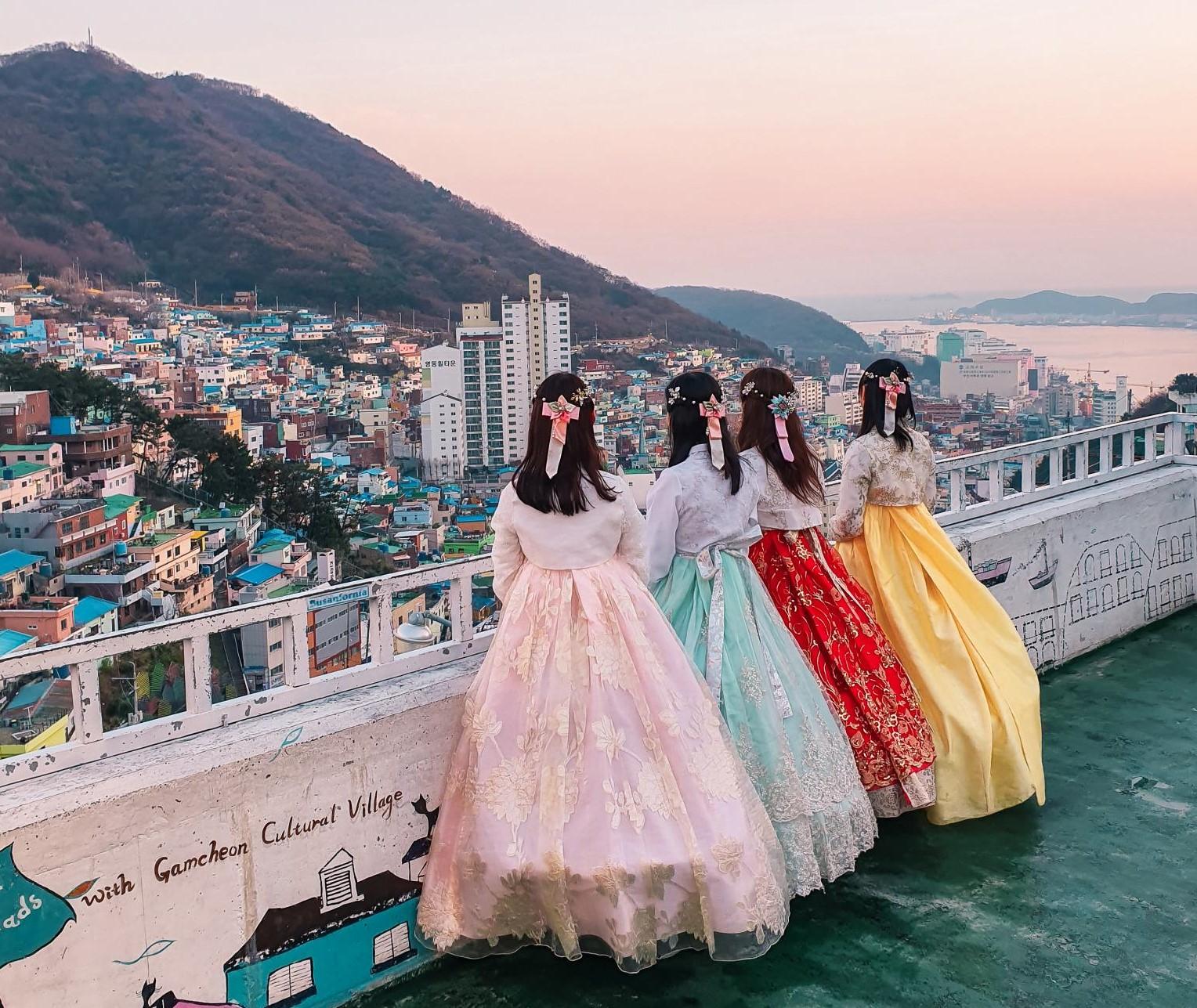 48 Stunden in Busan: 8 Highlights die du nicht verpassen solltest