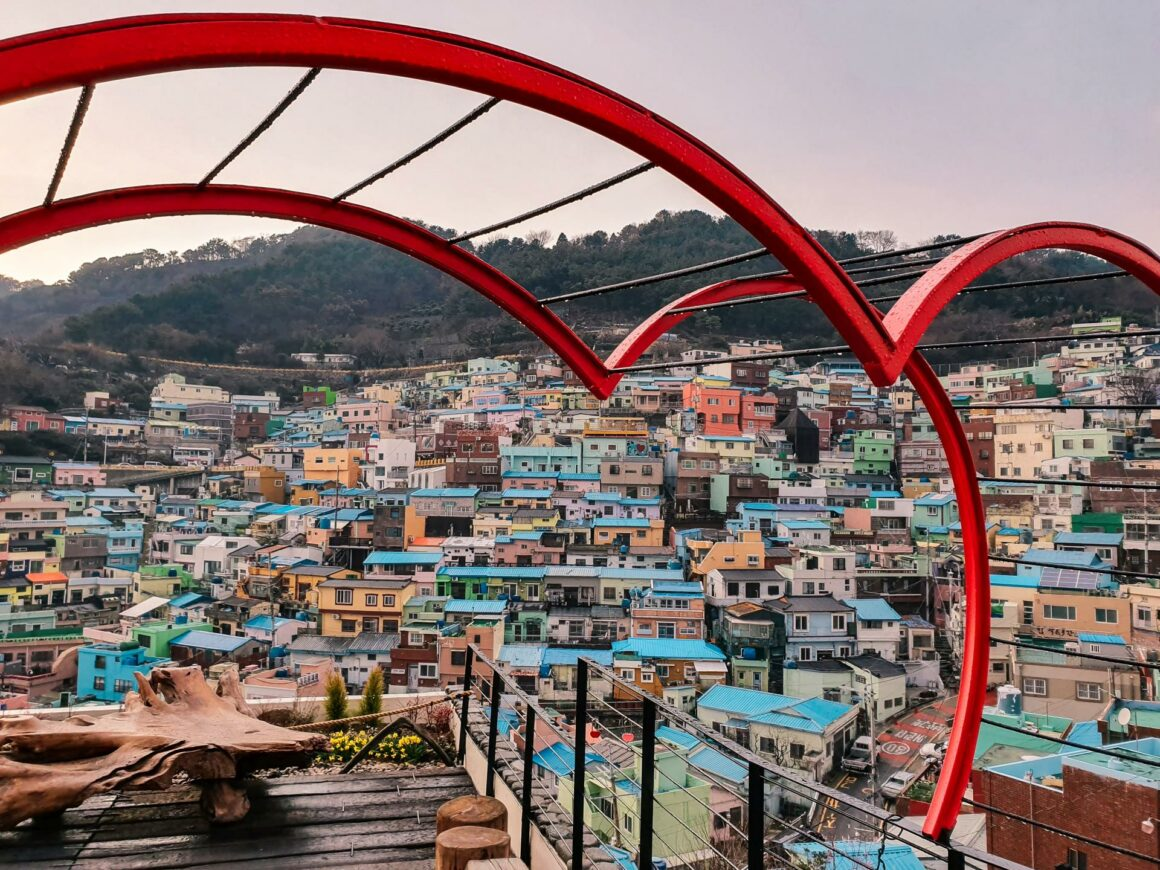 Gamcheon Culture Village Busan