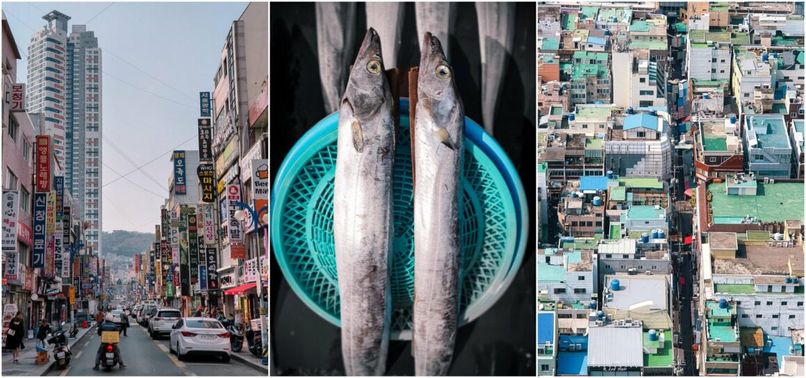 Südkorea Busan
