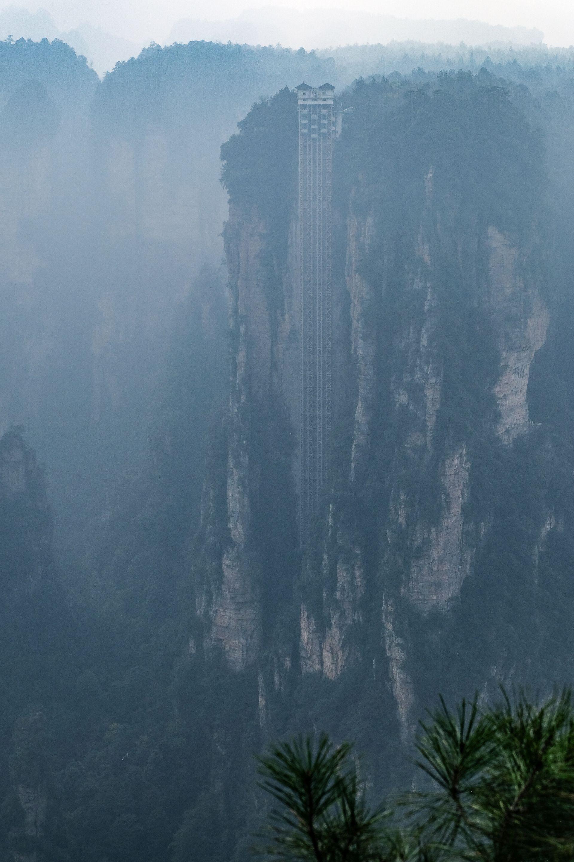 Bailong Aufzug Zhangjiajia