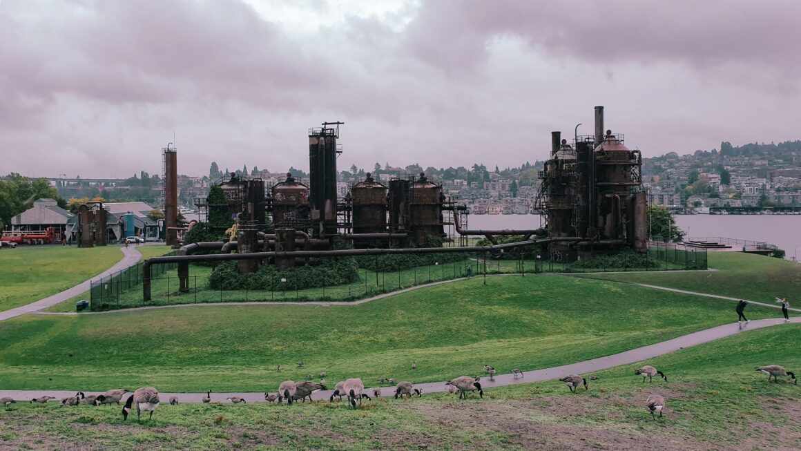 Seattle Gas Works Park