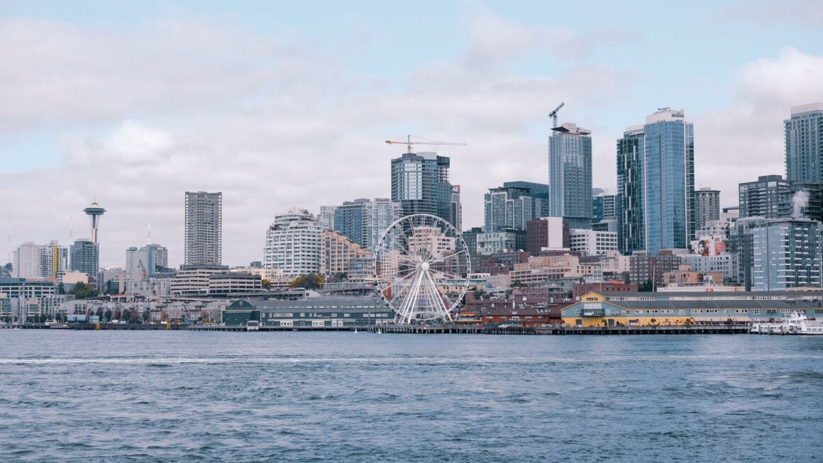 Seattle Water Taxi
