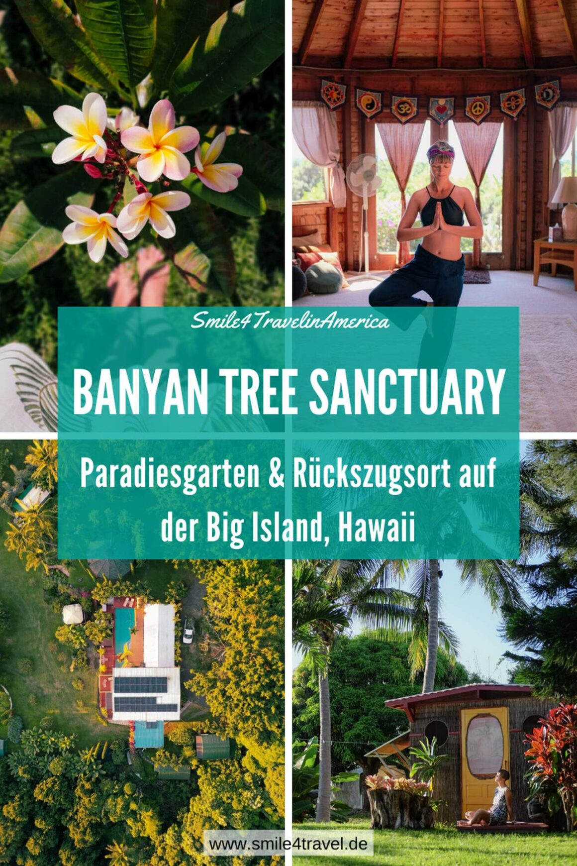 Banyan Tree Sanctuary Hawaii