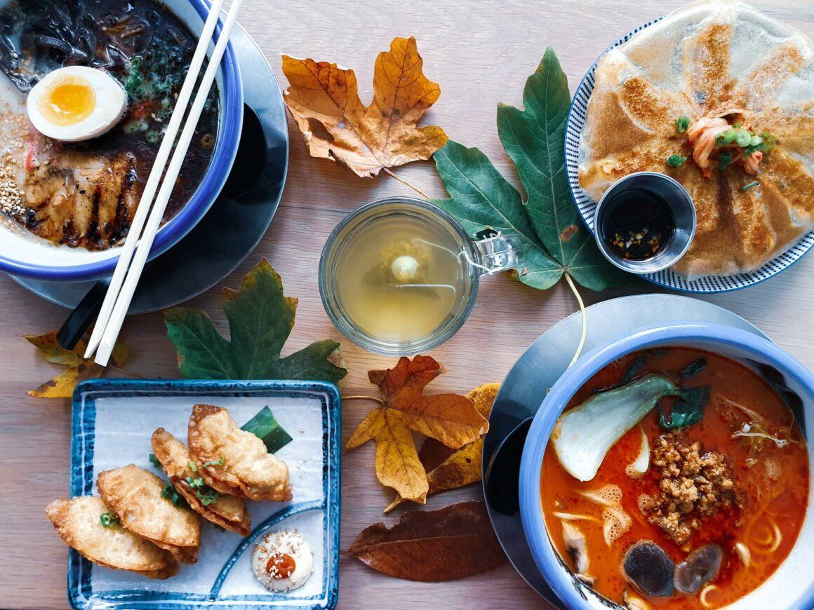 Afuri Dumpling and Ramen Portland