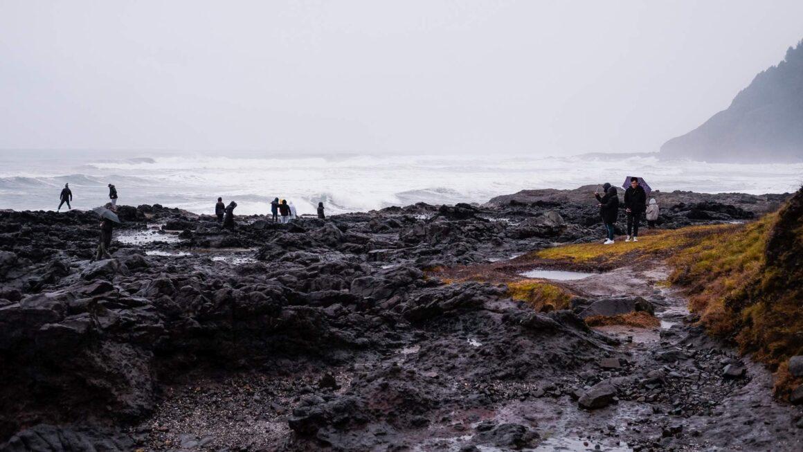 Cape Perpetua Oregon Coast
