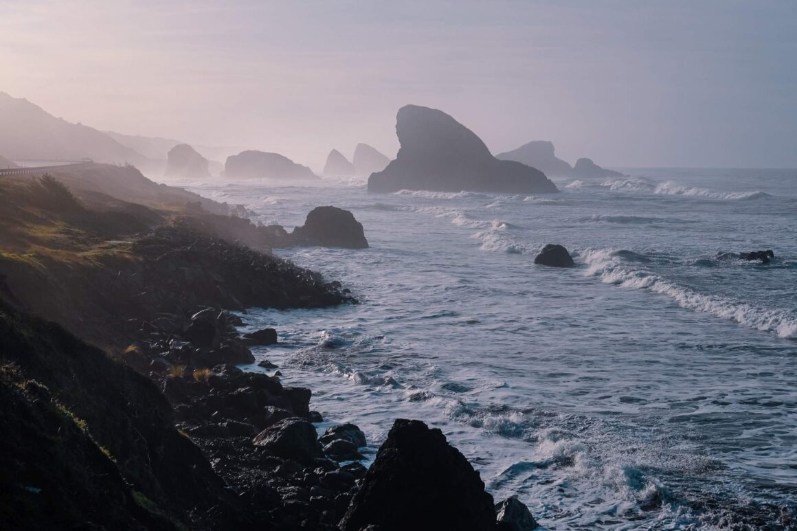 Cape Sebastian Oregon Coast